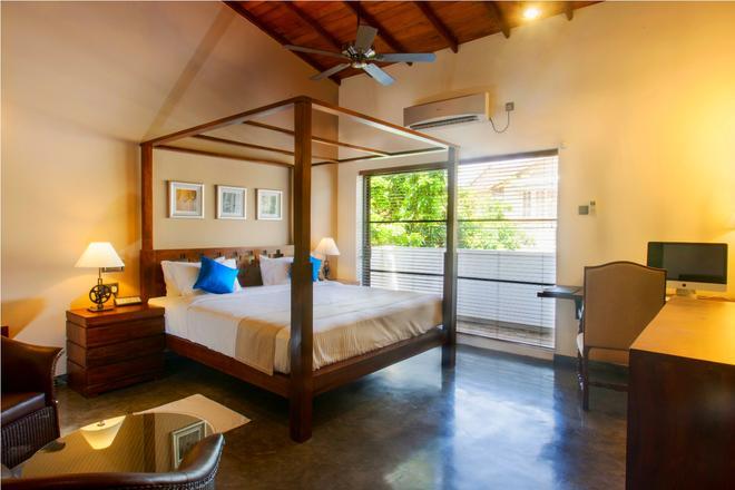 Colombo Court Hotel & Spa - Κολόμπο - Κρεβατοκάμαρα