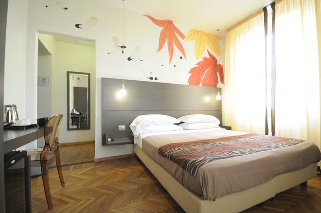 Hotel Tirreno - Marina di Massa - Bedroom