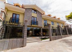 Yawar Inka Hotel - Cusco - Edificio