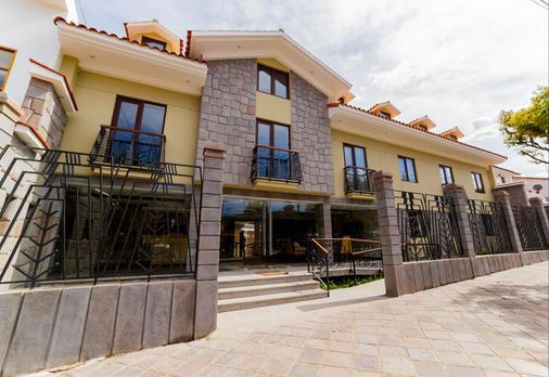 Yawar Inka Hotel - Cusco - Building