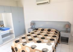 Tycoon Hotel Apartments - Limassol - Soveværelse