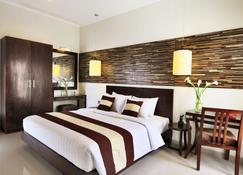 Uppala Villa Seminyak - North Kuta - Bedroom