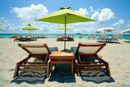 The Kent Hotel - Miami Beach - Beach