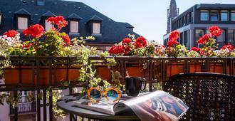 Maison Rouge - Strasbourg - Balkon