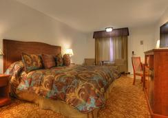 Tropicana Inn And Suites - Anaheim - Makuuhuone