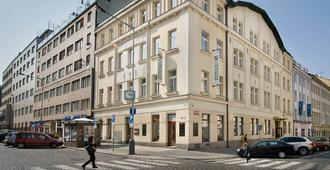 Hotel Sovereign - Praga - Edificio
