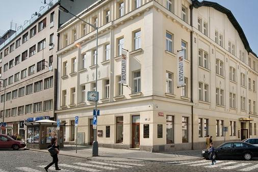 主權酒店 - 布拉格 - 布拉格 - 建築
