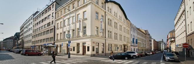 Hotel Sovereign - Praga - Edificio