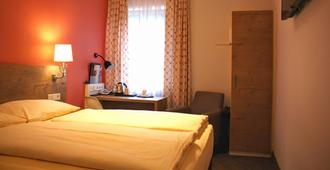 Hotel Azenberg - Stuttgart - Makuuhuone