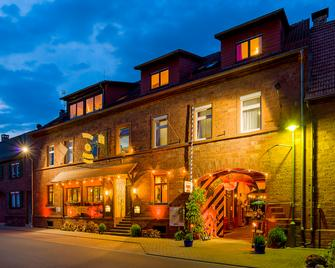 Hotel Drei Lilien - Werbach - Gebouw