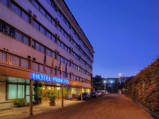 Hotel Princess - Rome - Toà nhà