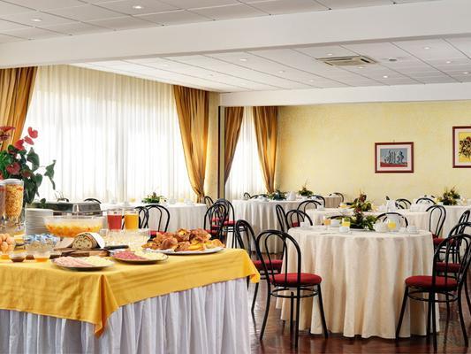 Hotel Princess - Rome - Buffet