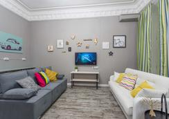 Jolly Hostel - Moscow - Lounge