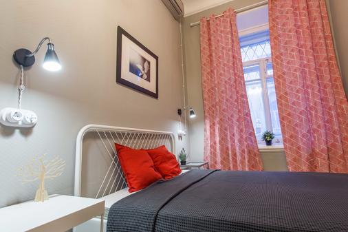 Jolly Hostel - Moscow - Bedroom