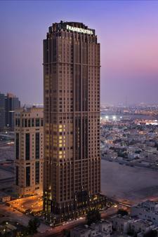 Fraser Suites West Bay Doha - Doha - Building