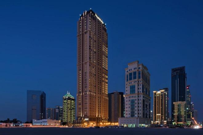 Rabban Suites West Bay Doha - Doha - Building