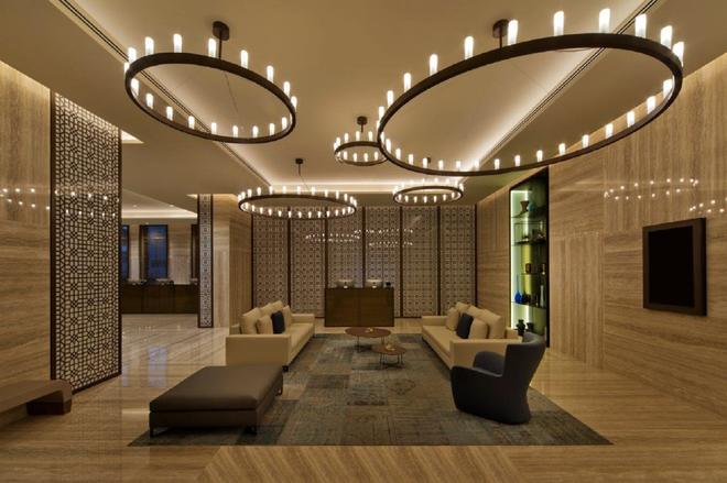 Rabban Suites West Bay Doha - Doha - Lobby