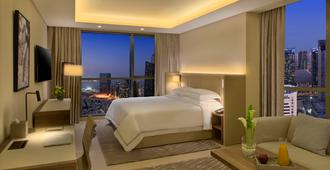Rabban Suites West Bay Doha - Doha - Makuuhuone