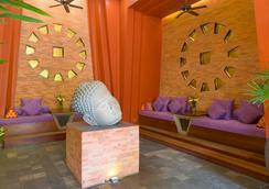 Golden Temple Residence - Siem Reap - Lobby