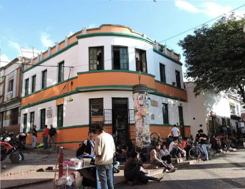 Hostal Casa Quevedo - Bogotá - Rakennus