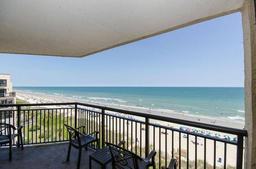Ocean Reef Resort - Myrtle Beach - Balcony
