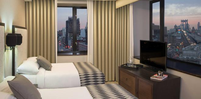 萊昂酒店 - 紐約 - 臥室