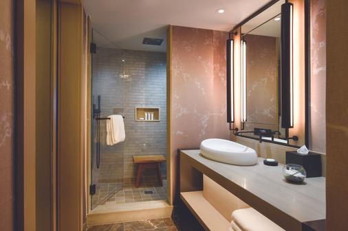 Nobu Hotel Miami Beach - Miami Beach - Bathroom