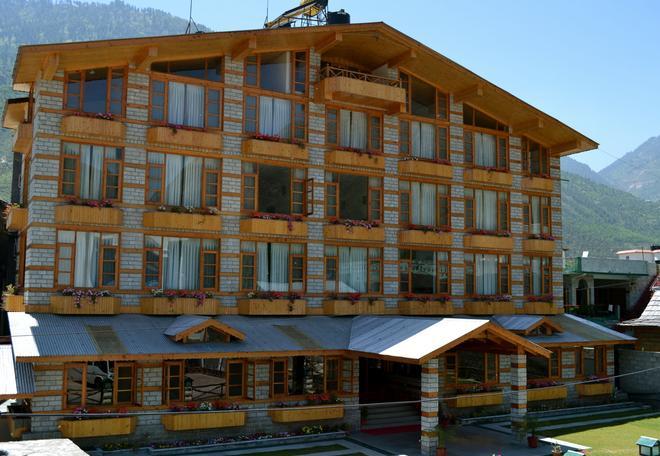 J.J Resorts - Kullu - Building