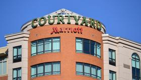 Courtyard by Marriott Washington Capitol Hill/Navy Yard - Washington D. C. - Edificio