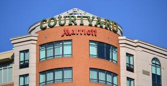 Courtyard by Marriott Washington Capitol Hill/Navy Yard - Ουάσιγκτον - Κτίριο