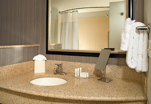 Courtyard by Marriott Washington Capitol Hill/Navy Yard - Washington - Bathroom