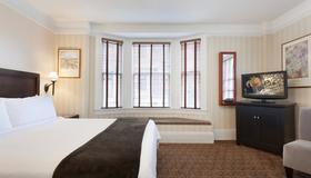 復古山莊行政酒店 - 三藩市 - 舊金山 - 臥室