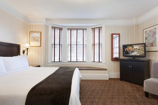 Executive Hotel Vintage Court - San Francisco - Phòng ngủ