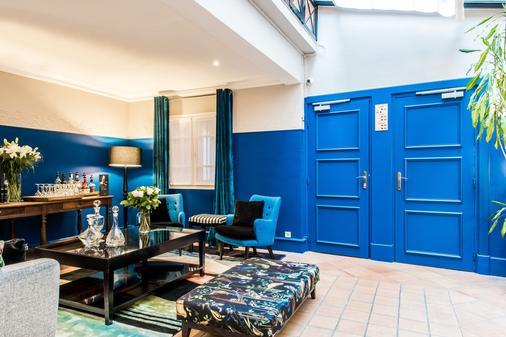 Hôtel Jardin Le Bréa - Paris - Bar