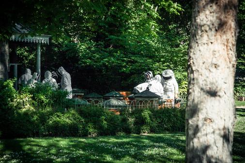 Hôtel Jardin Le Bréa - Paris - Attractions