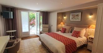 Hôtel de la Côte Fleurie - Deauville - Bedroom