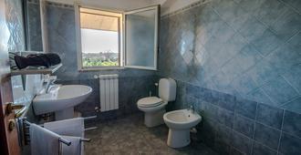 納克索斯村莊民宿 - 賈爾迪尼納克索斯 - 第尼拿索斯 - 浴室