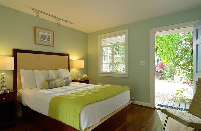 青檸檬基韋斯特旅館 - 西嶼 - 基韋斯特 - 臥室