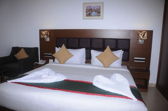 NK Grand Park Hotel - Chennai - Phòng tắm