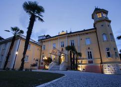 Villa Italia - Arco - Rakennus
