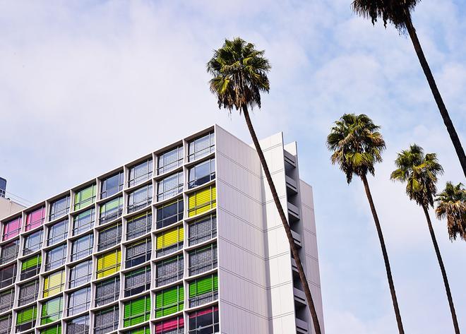 線條飯店 - 洛杉磯 - 建築
