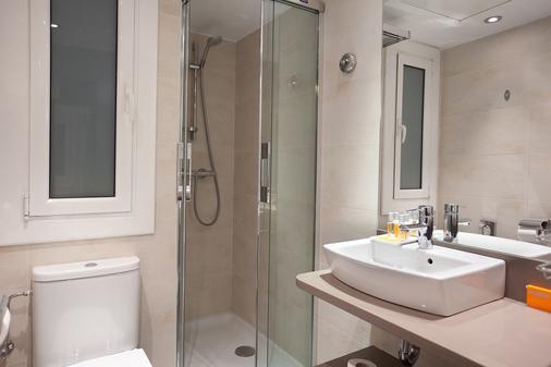 白銀公寓式酒店 - 巴塞隆拿 - 巴塞隆納 - 浴室