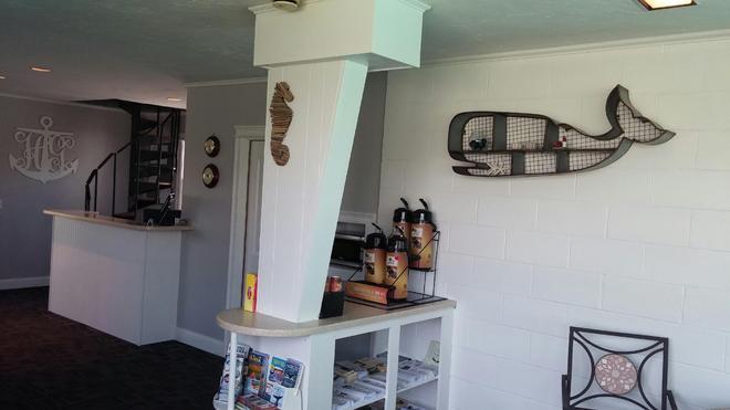 獵人環保汽車旅館 - 西雅茅斯 - 西茅斯 - 飲食