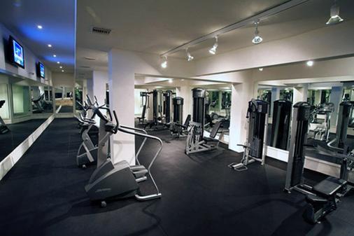 Hotel Secreto - Isla Mujeres - Gym