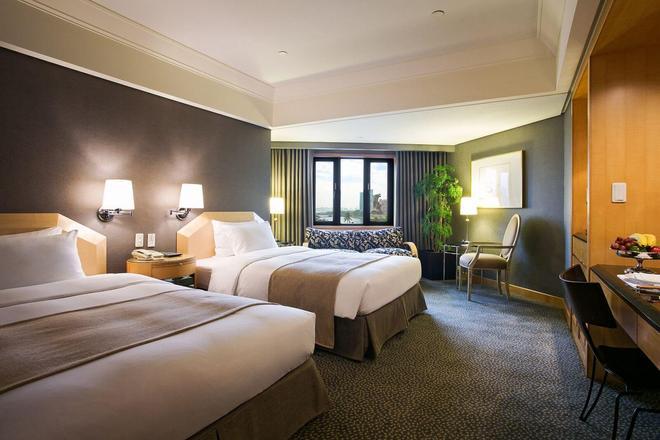 高雄國賓大飯店 - 高雄市 - 臥室
