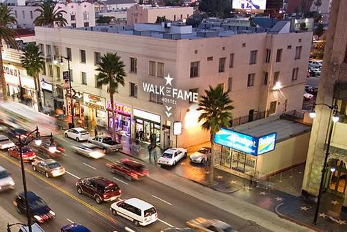 Walk of Fame Hostel - Los Angeles - Dış görünüm