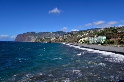 Pestana Ocean Bay - Funchal - Beach