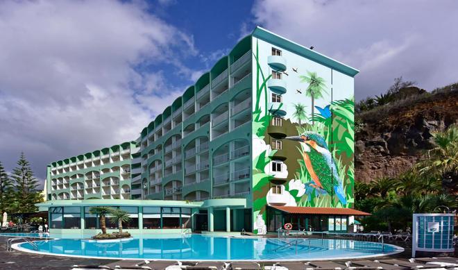 佩斯塔納灣海洋公寓酒店 - 芳夏爾 - 豐沙爾 - 建築