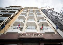 115 The Strand Hotel and Suites - Il-Gżira - Bâtiment