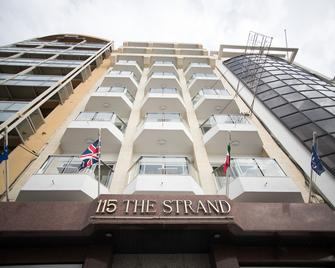 115 The Strand Hotel and Suites - Gżira - Building